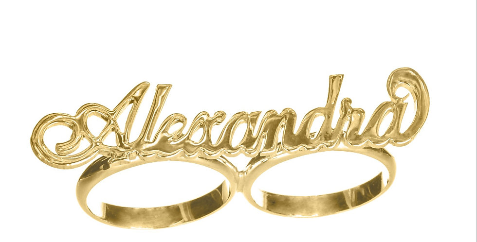 Name Ring , USA Name Necklace , Name Rings , Custom Name Rings , USA jewelry