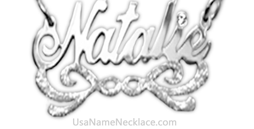 United States Name necklace | Name Necklace | Personalized Name Necklace