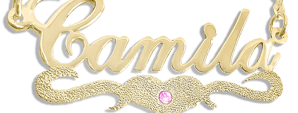 Personalized Name Necklace .CUSTOM NAME NECKLACE  | usa name necklace