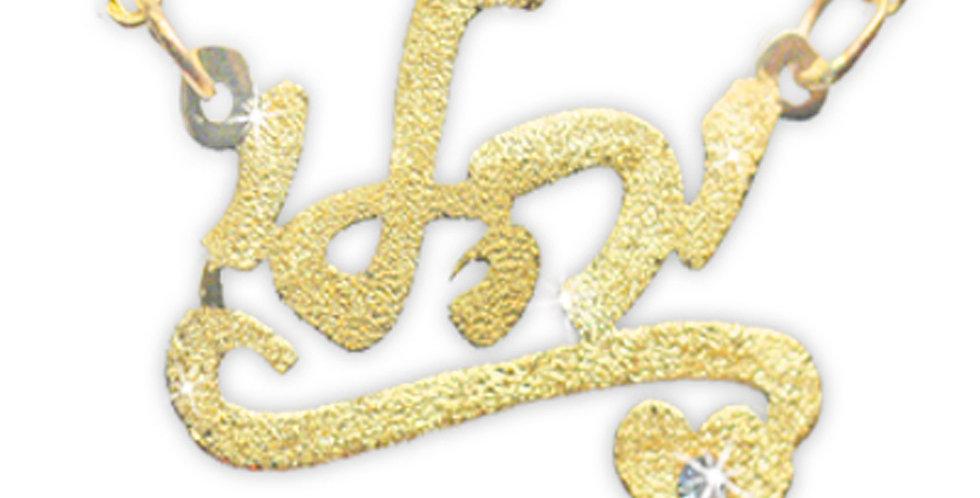 UsaNameNecklace | Personalized Name Necklace | Personalized Hebrew Name Necklace , USANamenecklace
