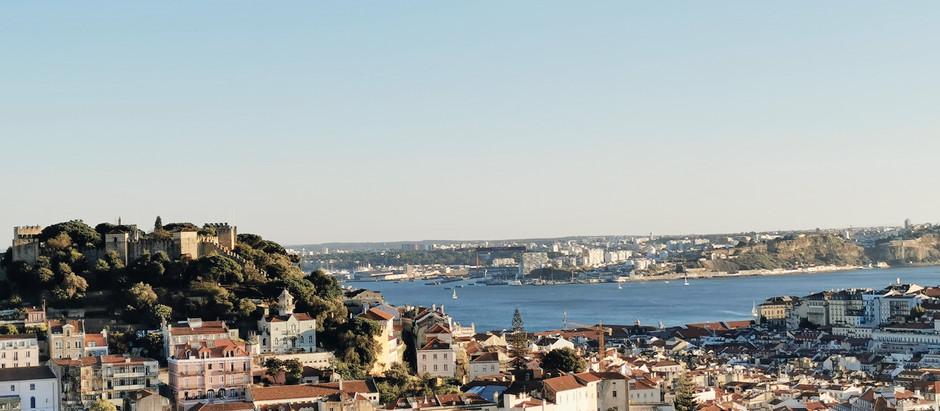 Lissabon Travel Guide - Die Stadt von der man sich treiben lassen kann