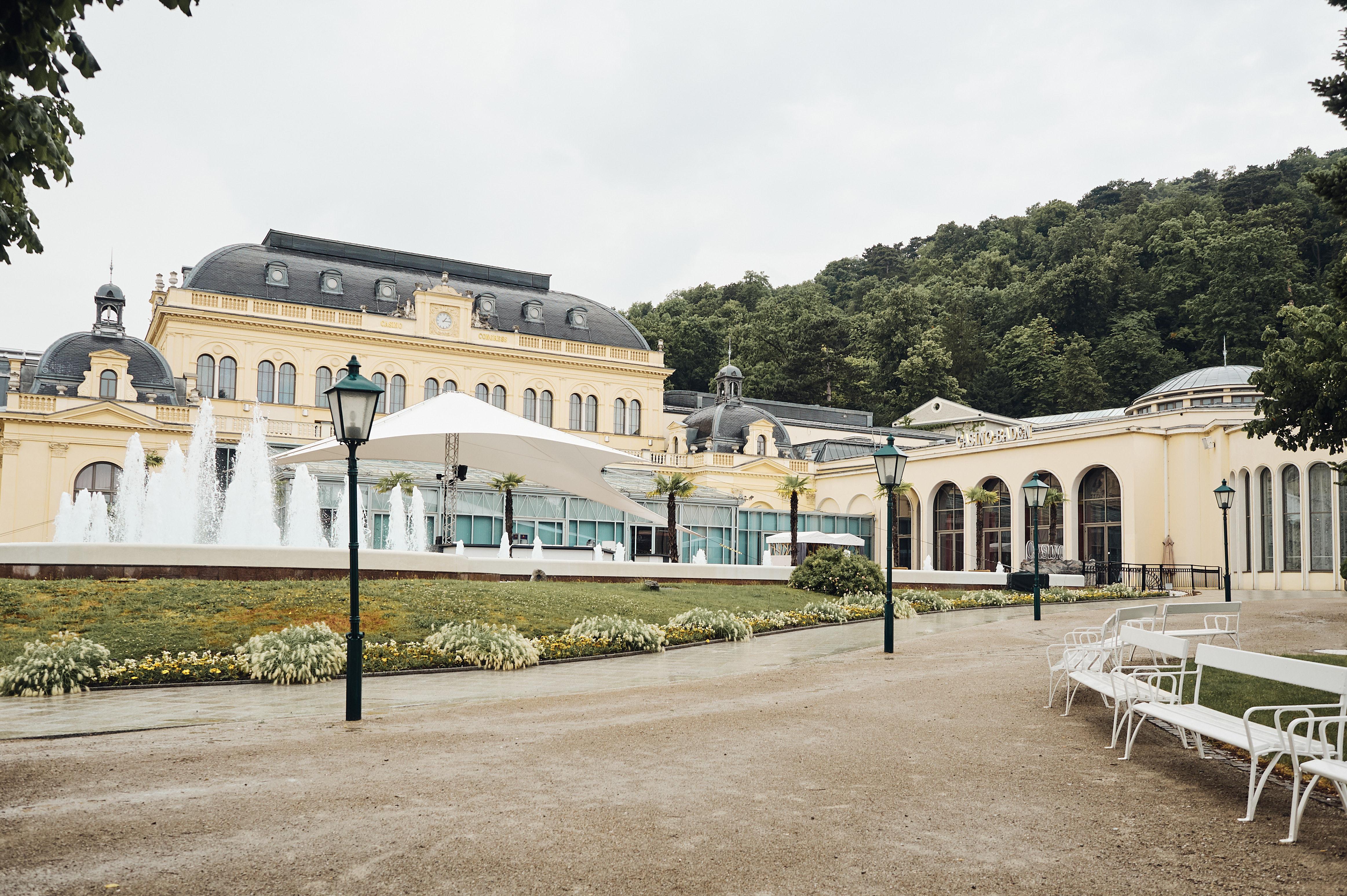 Casino Baden Eintrittspreis
