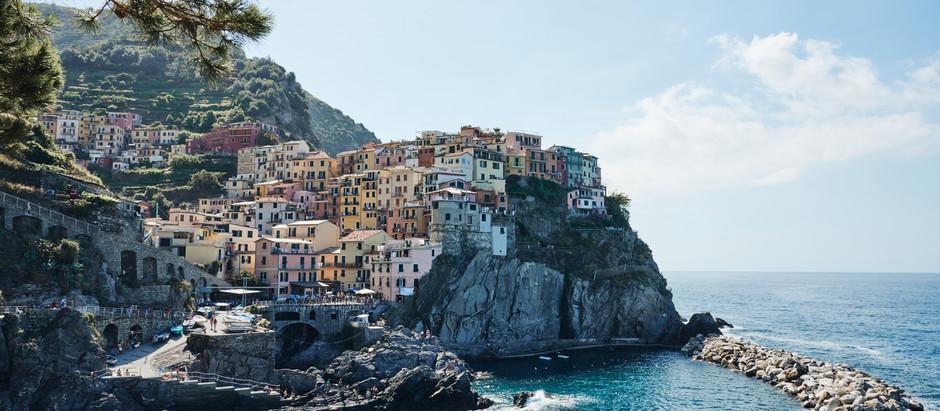 Cinque Terre - die ''la dolce vita'' von Italien