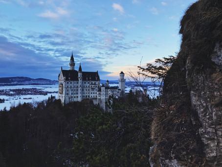 Allgäu - Wochenendausflug