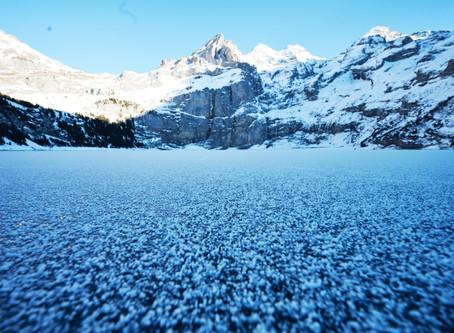 Oeschinensee - Das versteckte Winterwunderland