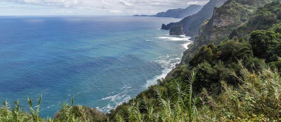Madeiras wilder Norden