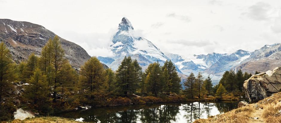 Zermatt und die längste Fussgänger-Hängebrücke der Welt