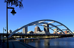 Rochester NY Bridge from Corn Hill.jpg