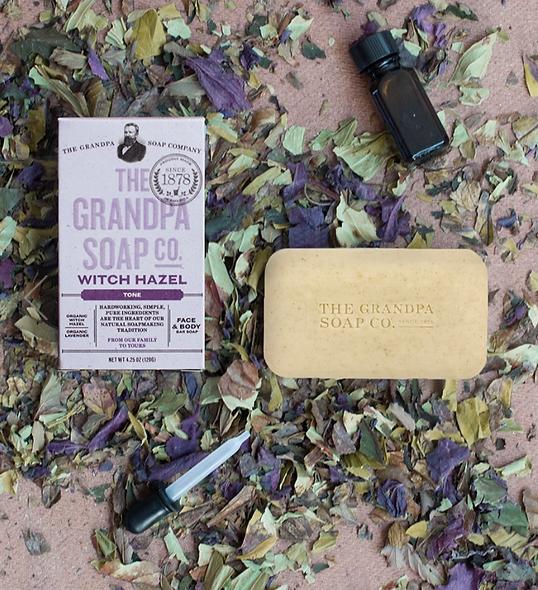 Witch Hazel Bar Soap, 1.35oz