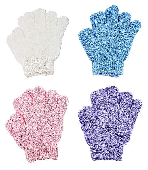 Exfoliating Gloves (1 pair)