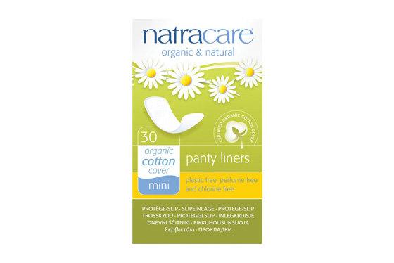 Natracare-  Mini Panty Liners