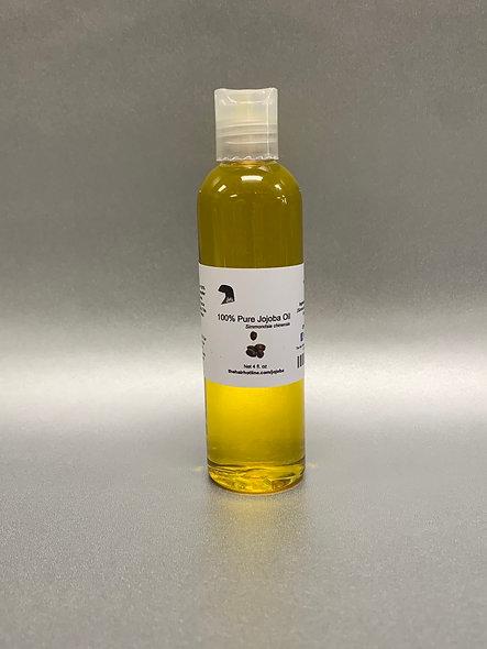 Jojoba Oil, 4oz-Pro