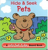 Hide & Seek Pets (Lift the Flap)