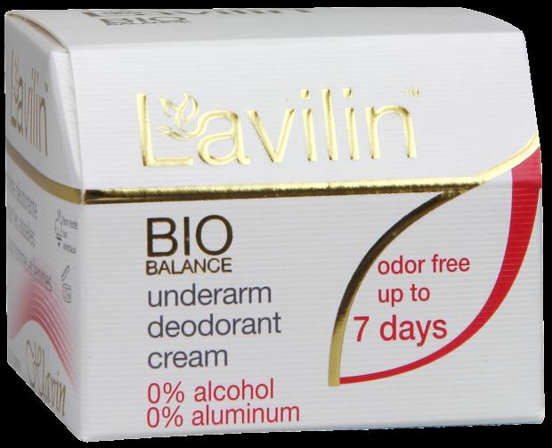 Lavilin Deodorant Cream