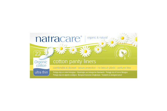 Natracare- Ultra Thin Panty Liners
