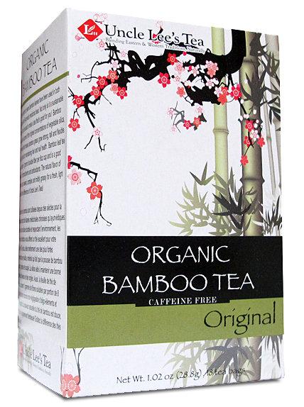 Organic Bamboo Tea Original Flavor