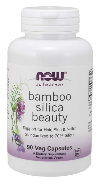 Bamboo Silica Beauty Veg Capsules
