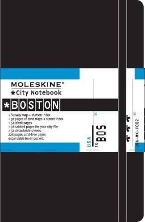Moleskin City Notebook