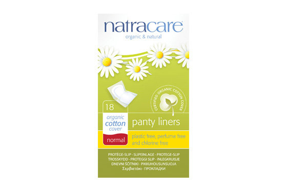 Natracare- Normal Panty Liners