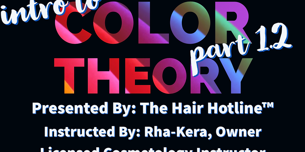 Intro To Color Theory Part 1.2