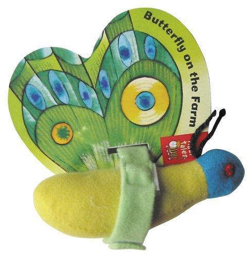 Butterfly on the Farm (Book w/ Butterfly Wrist Strap)