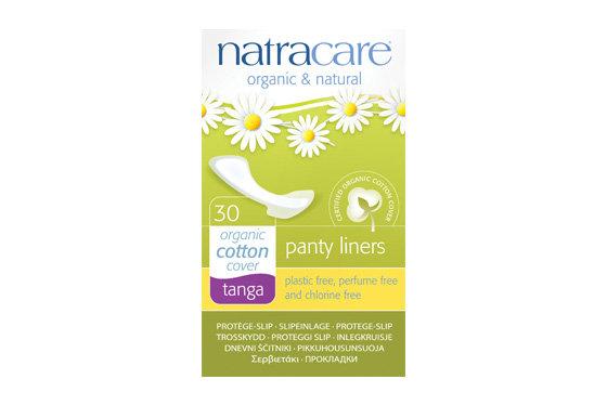 Natracare- Thong/ Tanga Panty Liners