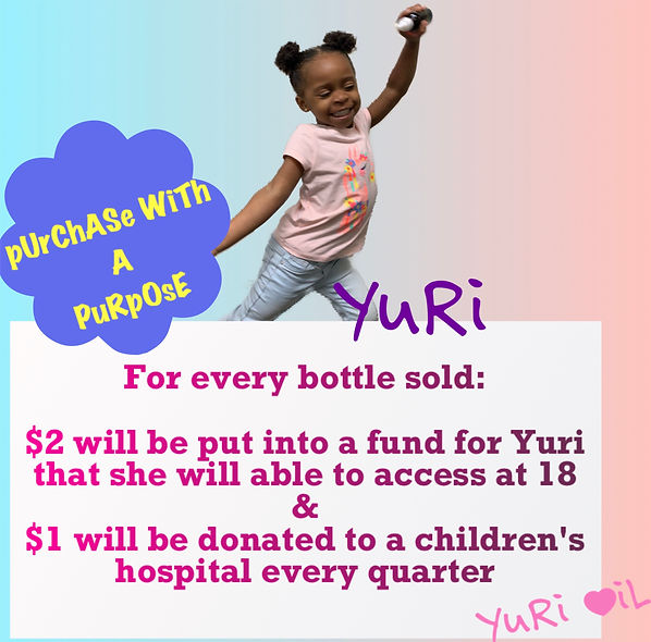 yuri oil