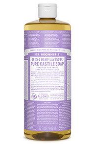 Lavender Liquid Castile Soap