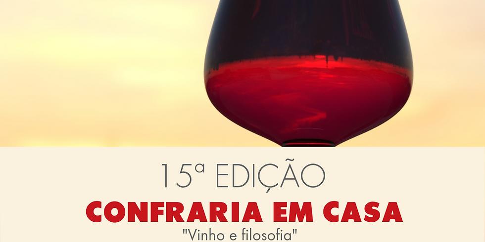 Confraria Vinho e Filosofia 27 Maio