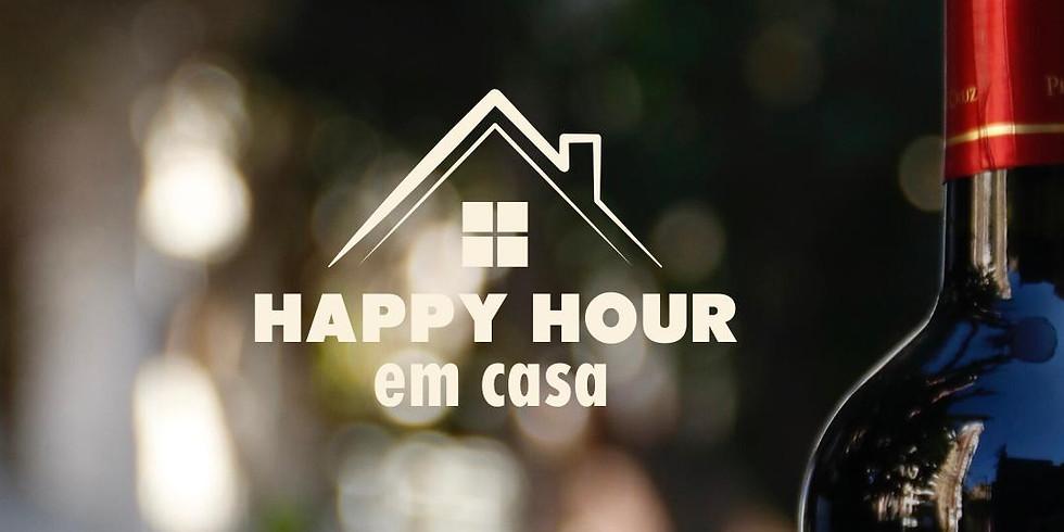 Happy Hour em casa 19 junho