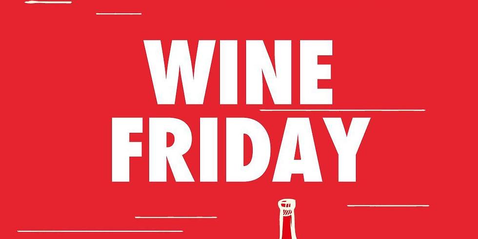 Wine Friday Ovo e Uva