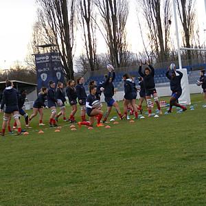 U20 Féminines  FRANCE - Angleterre