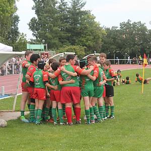 Finale d'Alsace Ecole de Rugby (U8, U10, U12 et U14)