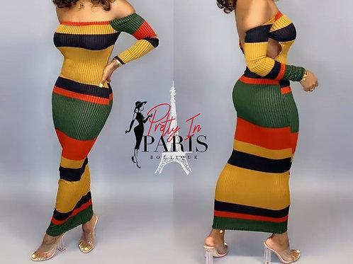 BLM Dress