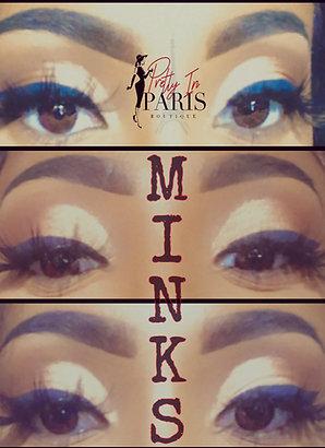 Pretty In Paris Minks