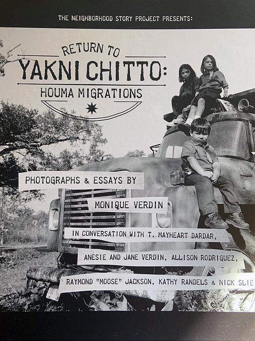 Return to Yakni Chitto: Houma Migrations