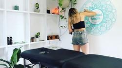 Welcome to Habitual Health _habitualhealthgc. _samkwallace beautiful new space for Yoga, Massage, PT