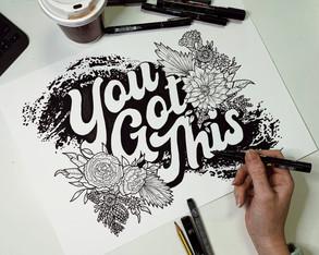 Art Club- 'You Got This'