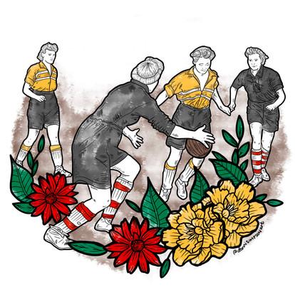 4._Girls_Munition_Workers_Football_Match
