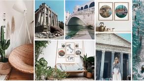 Italian Art, History & Cuisine