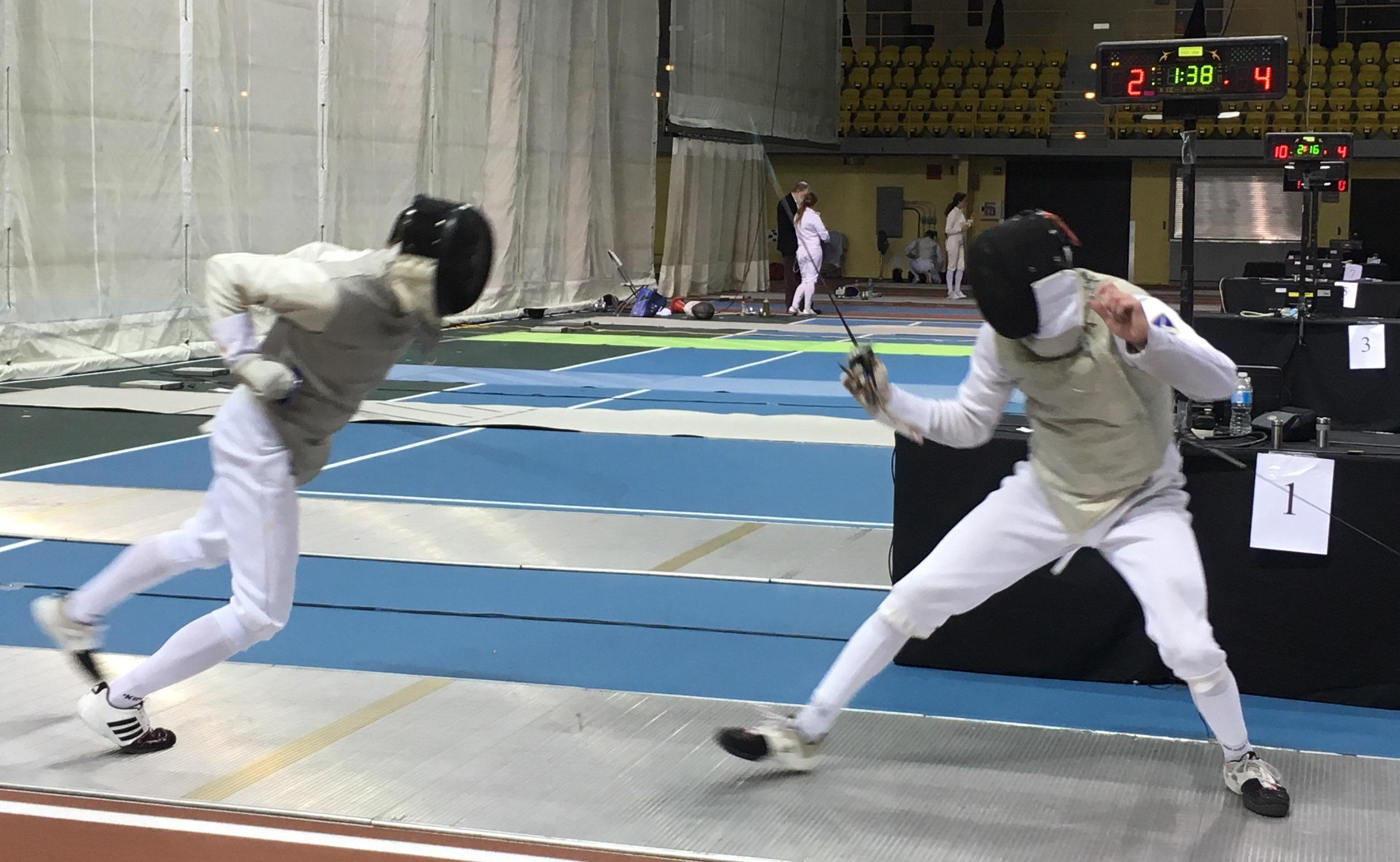 2017-09-24 Julien Biet en combat 2 m