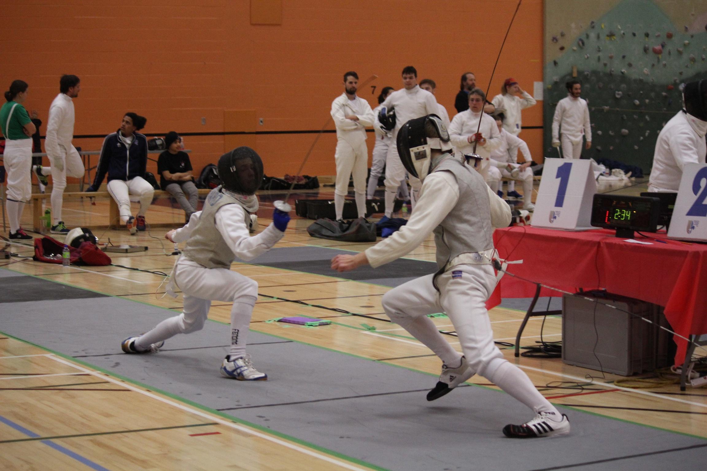 Francis vs Julien en finale 6