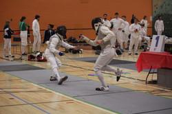 Francis vs Julien en finale 7