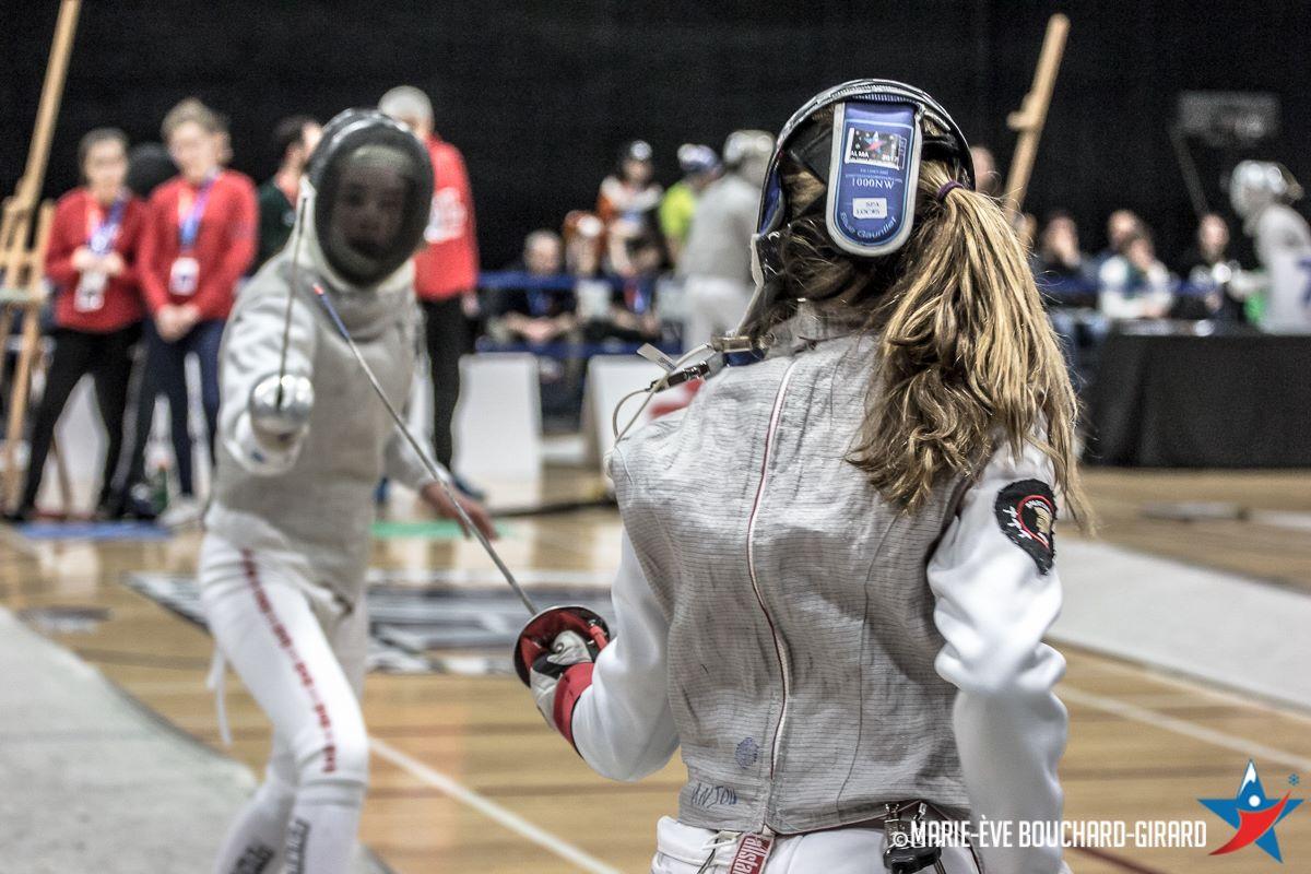 2017-02-26 Maryanne en combat JQ