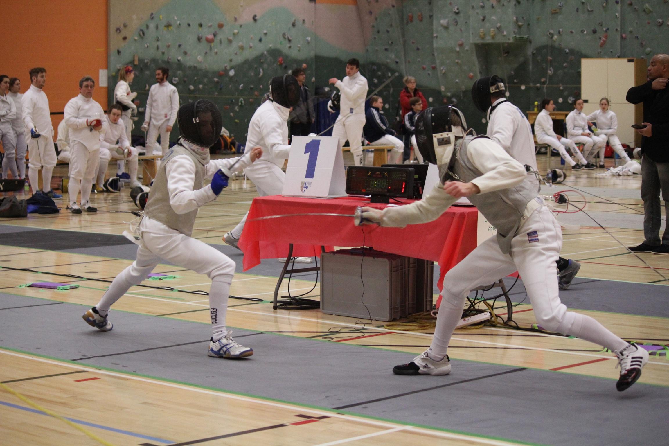 Francis vs Julien en finale 3