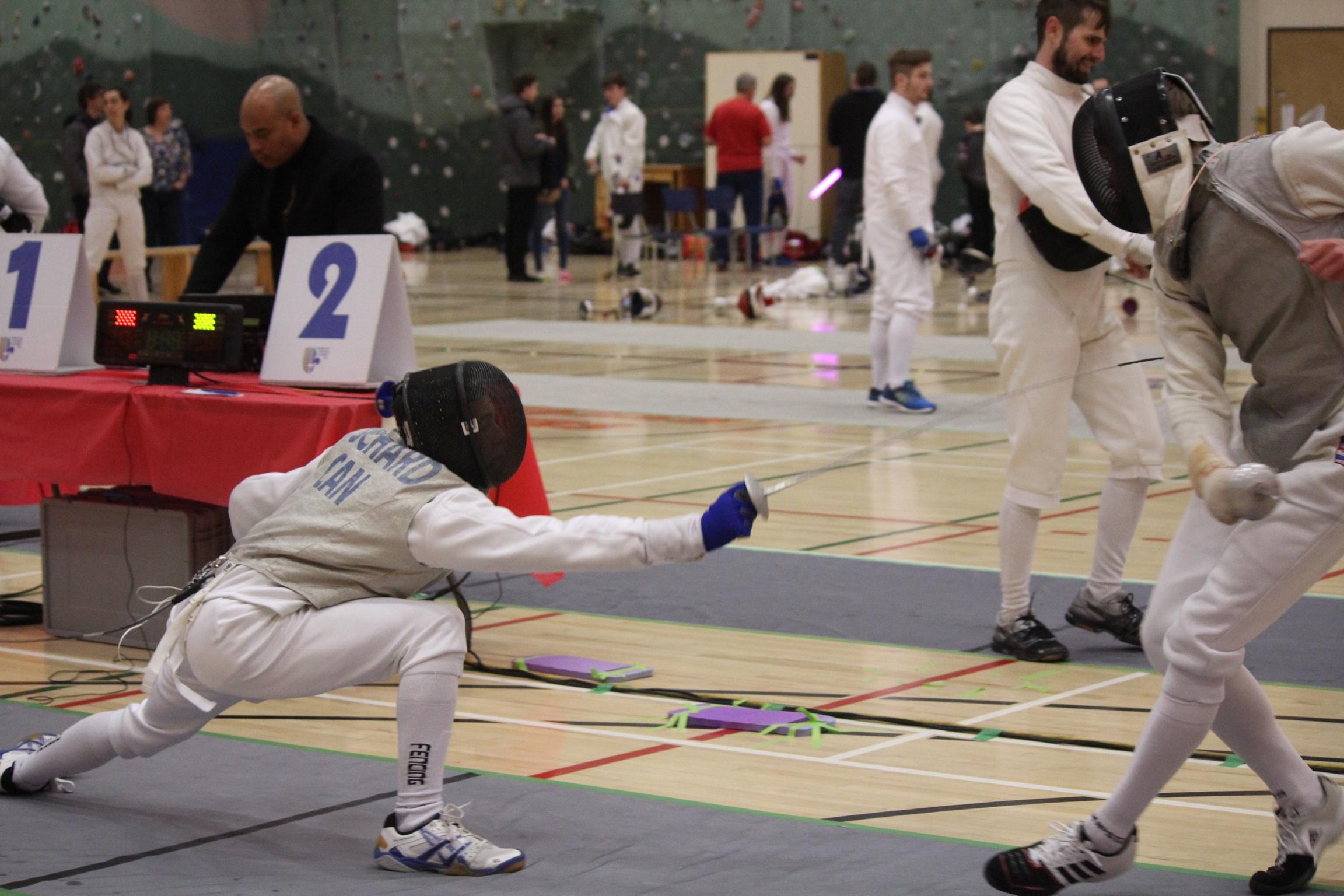 Francis vs Julien en finale 13