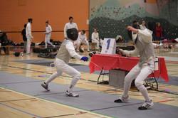 Francis vs Julien en finale 12