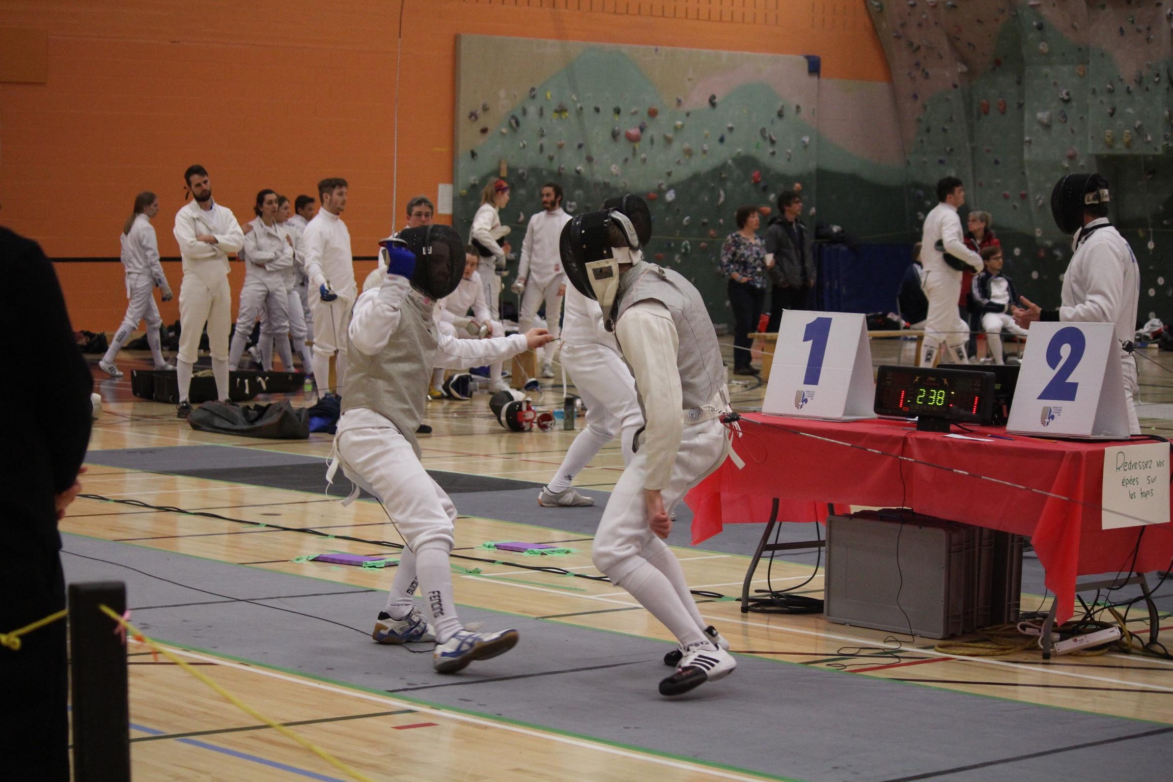 Francis vs Julien en finale 5