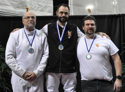 2016-11-13_Luc_Médaille_argent_podium_SM_Vet
