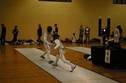 Francis Bouchard combat 1